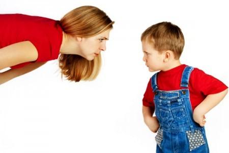 Cơn phẫn nộ (hay cơn hờn) ở trẻ nhỏ